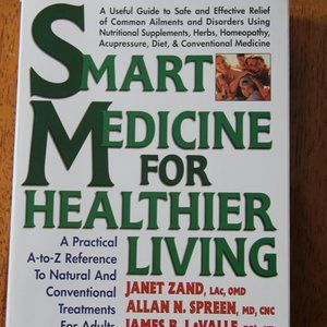 BOOK: Smart Medicine for Healthier Living by Zand